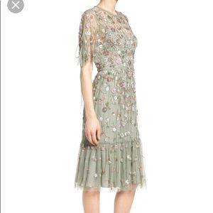 Needle and thread Sage dress
